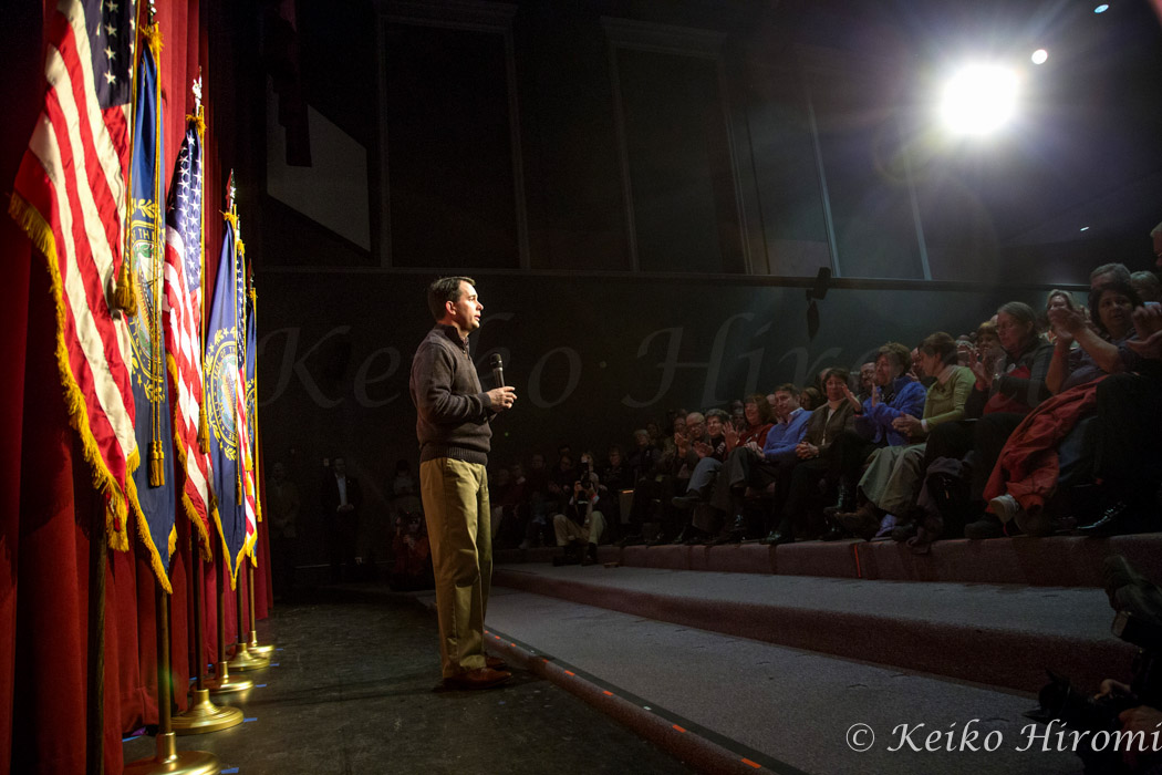 March 14, 2015 - Concord, New Hampshire USA: Wisconsin Governor Scott Walker visits a grassroots training and rally event at Concord High School in Concord, NH. Governor Walker is on a two day trip to New Hampshire as he eyes a run for president.
