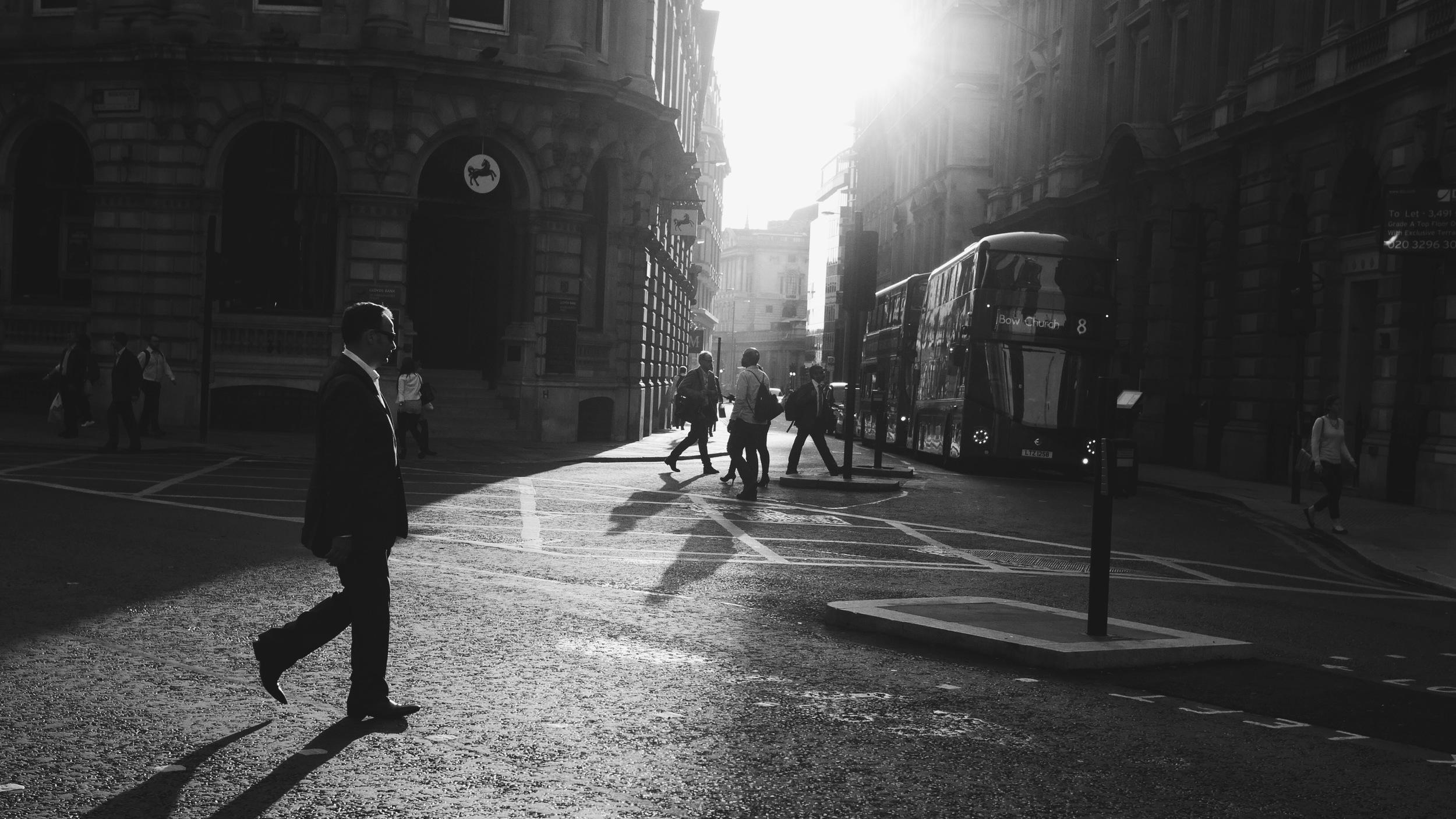 Liverpool St. crossing