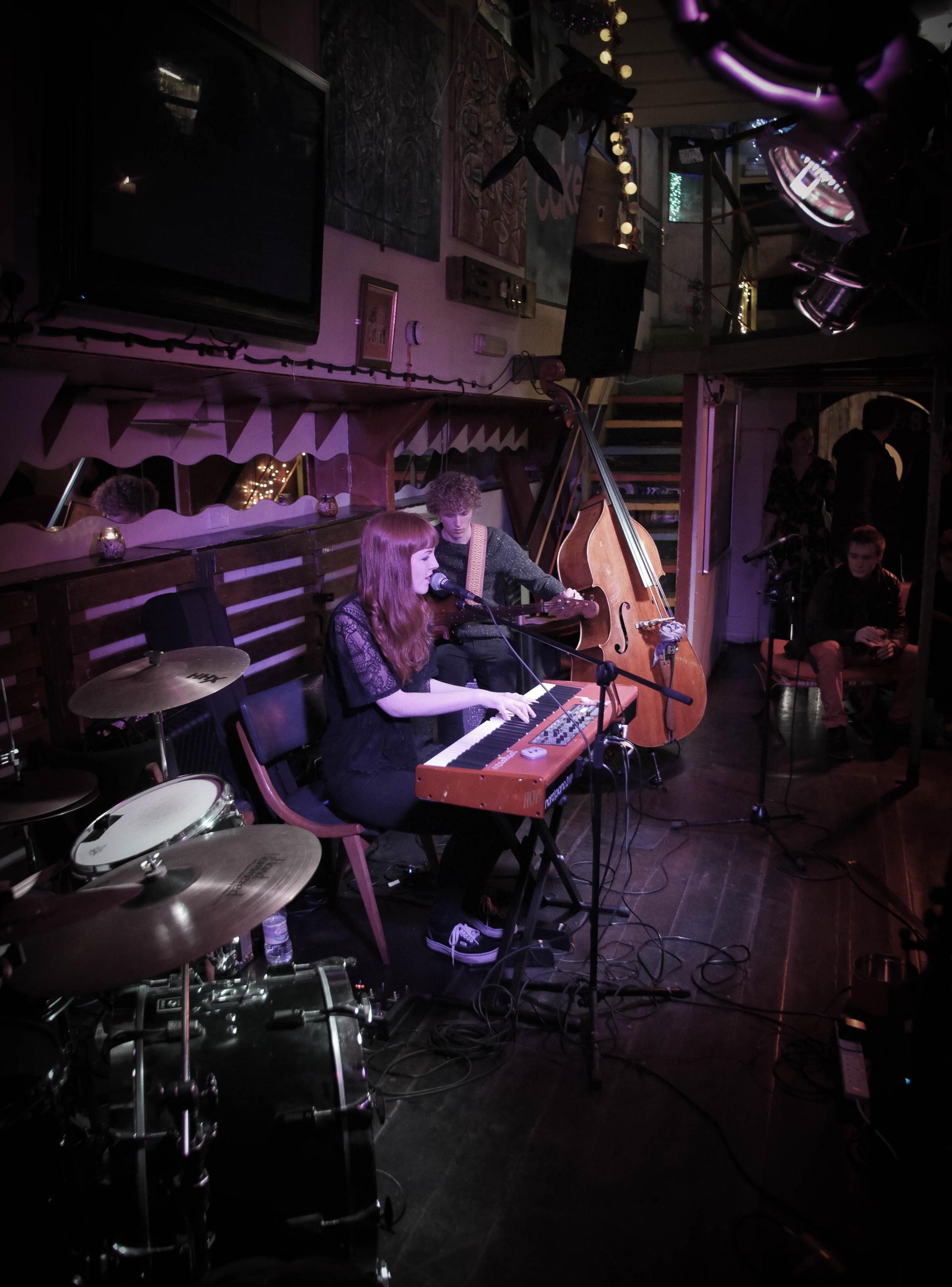 Concerts at the Tamesis Dock
