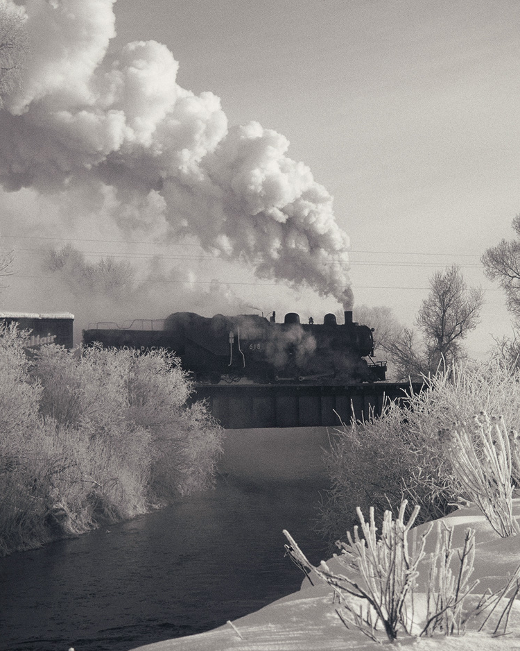 Heber Valley Railroad, Utah (February 2005)
