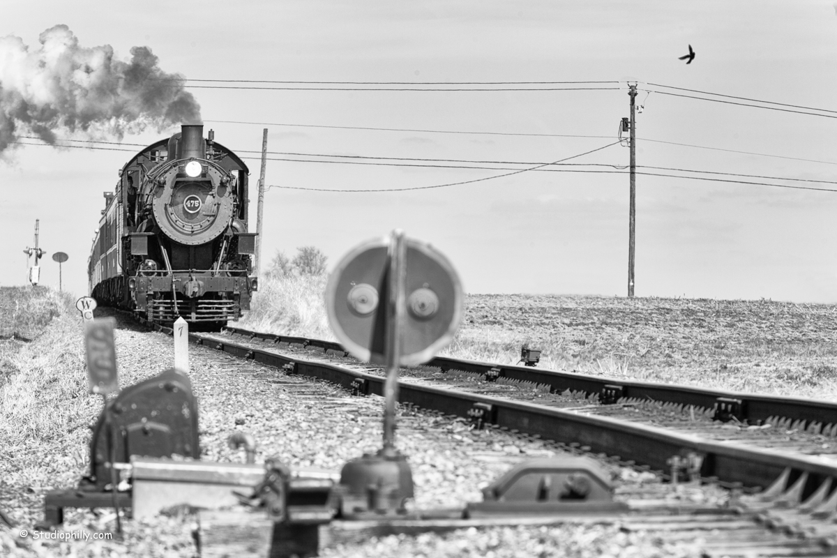 Strasburg Rail Rod, Lancaster, Pennsylvania - April 2014