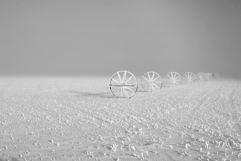 Wheel Line and Fog
