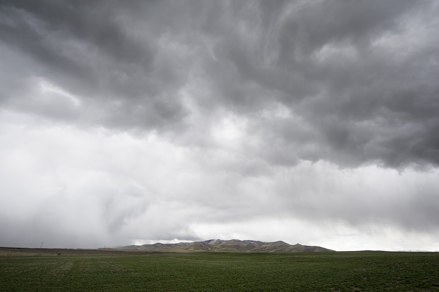 Picabo Hills & Spring Squall