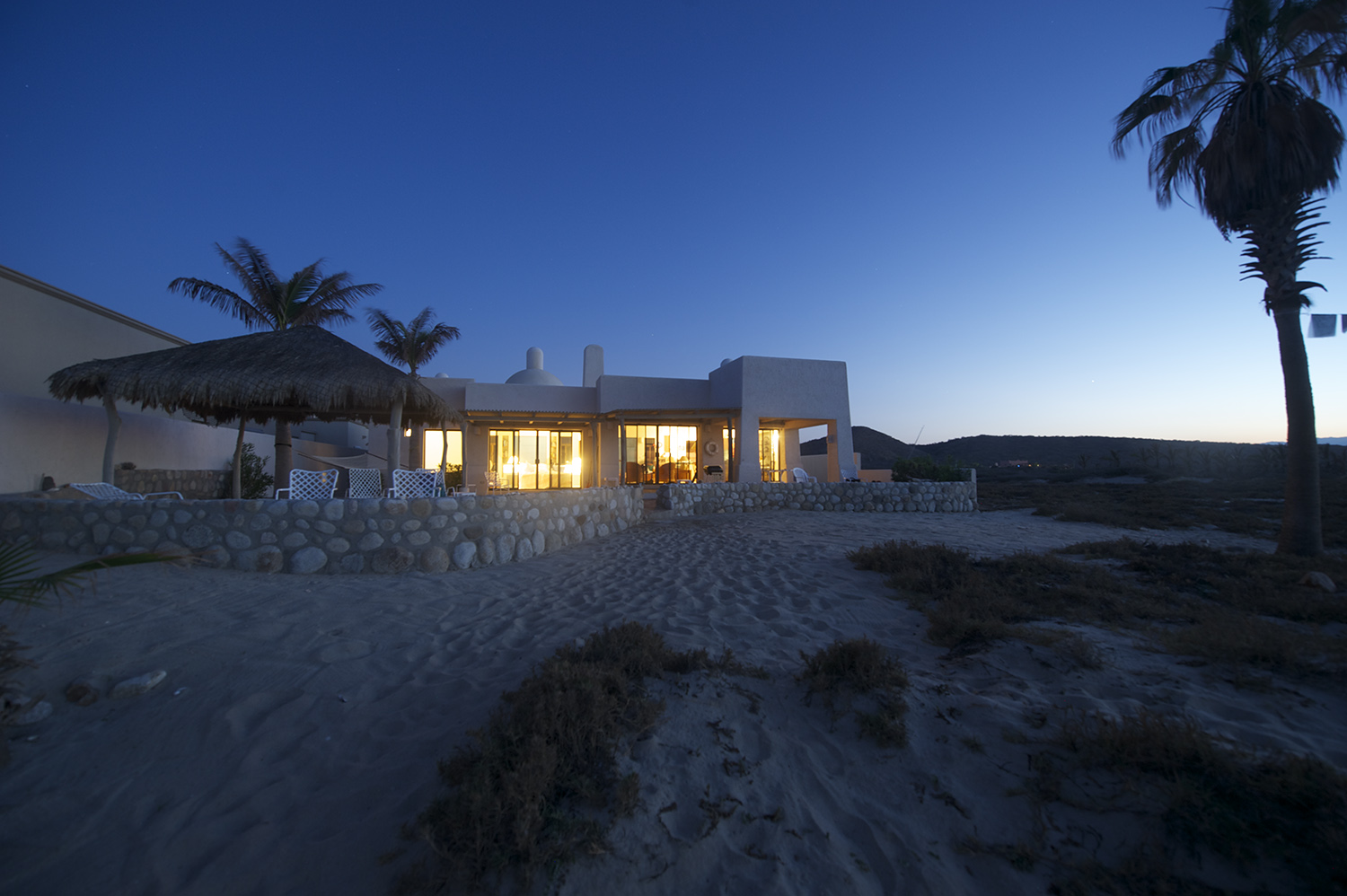 House at Punta Colorada