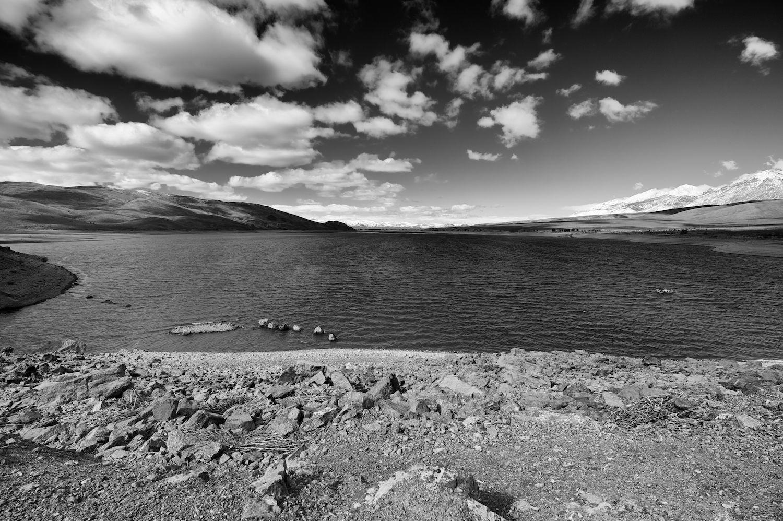 Mackay Reservoir. Fall.