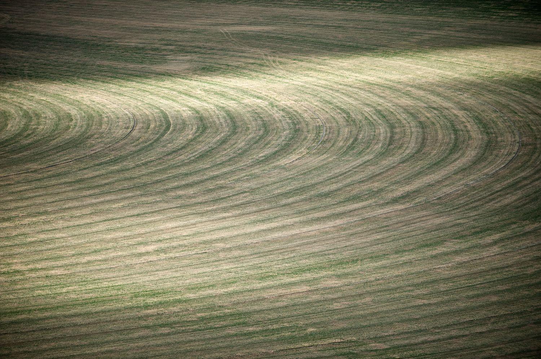 Field Curves. Picabo, Idaho