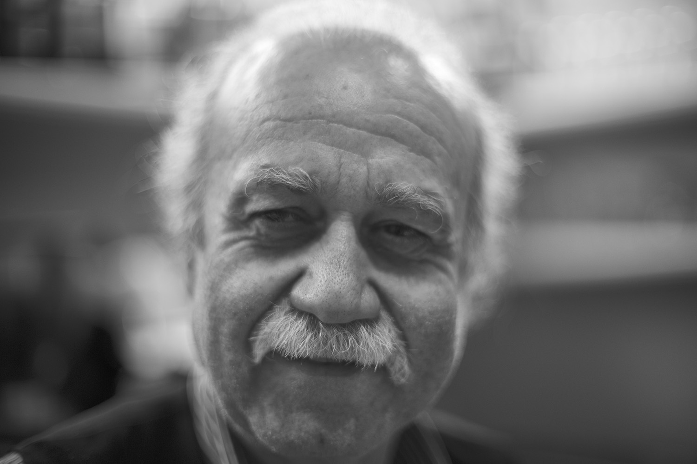 Portrait of a Lucca Man