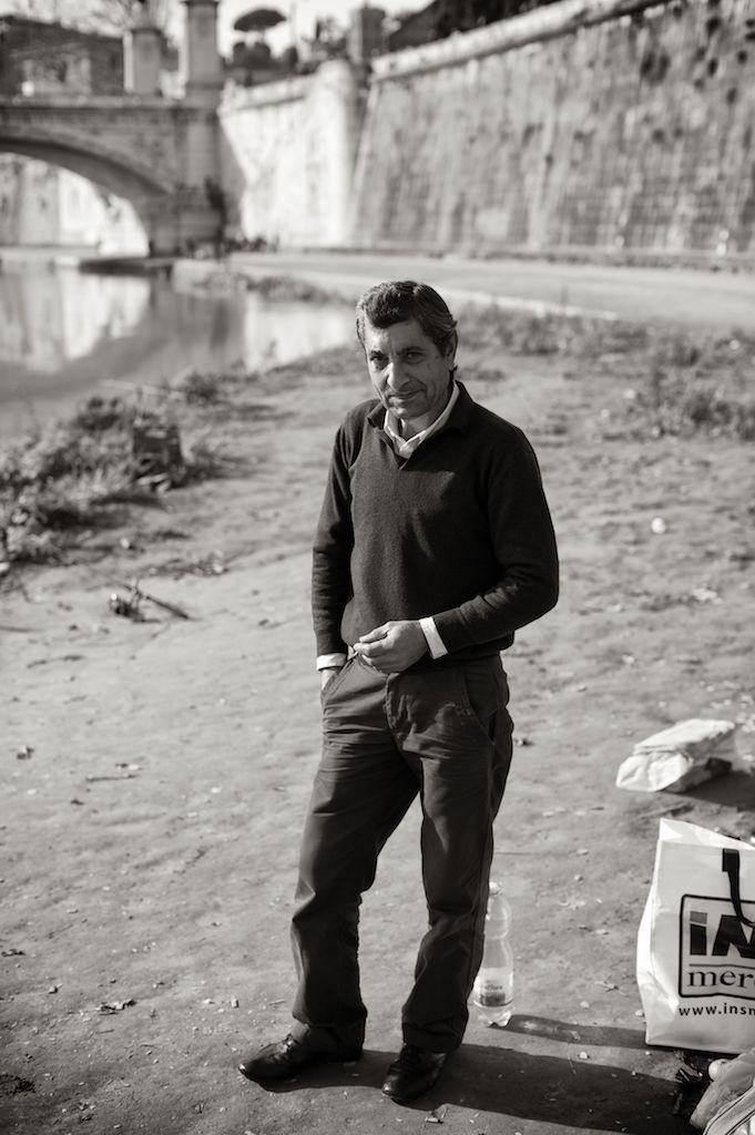 Portrait of a Fisherman