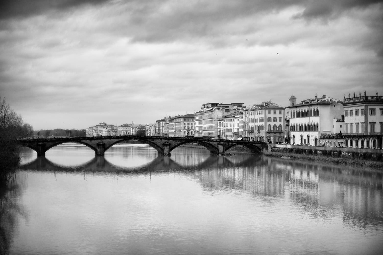 Arno River & Reflection