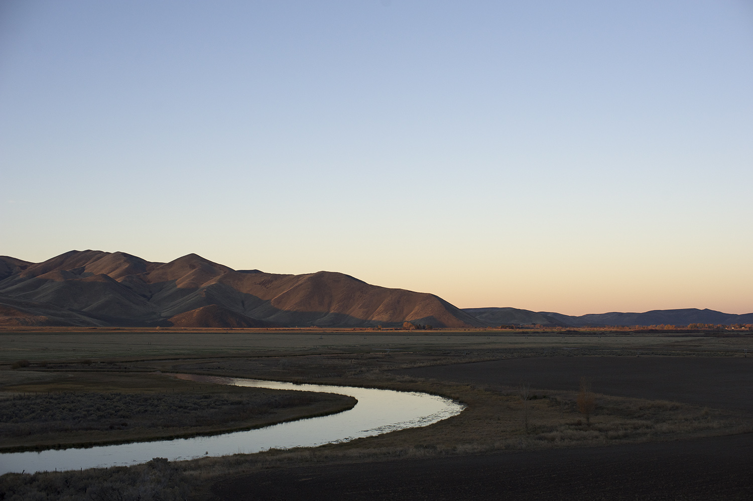 A Bend In The River II