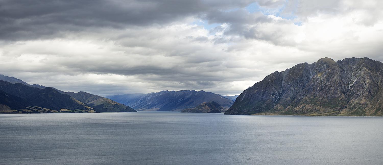 Lake Hawea Panorama