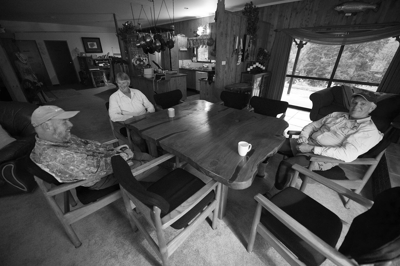 Three Kiwi Guides