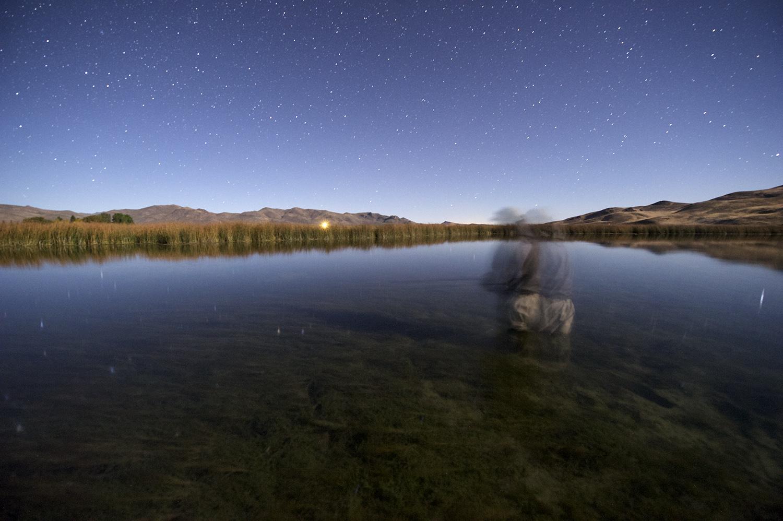 Starlight on Silver Creek.