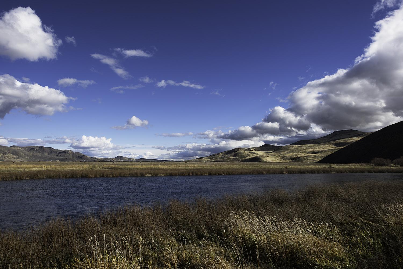 Silver Creek, Idaho. November