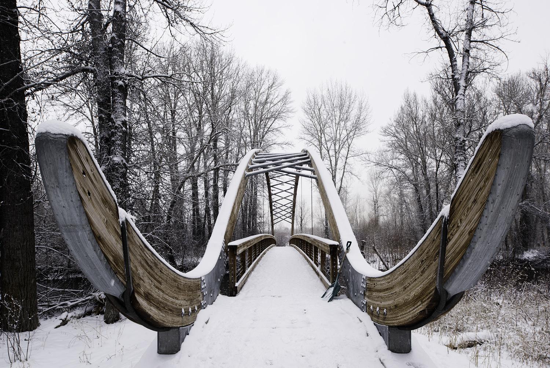 Bow Bridge.