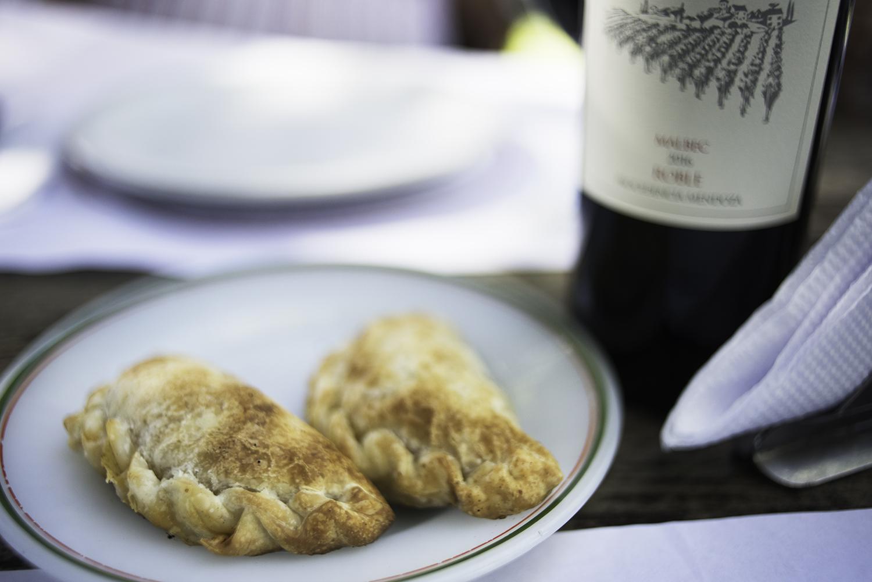 Empanadas & Malbec