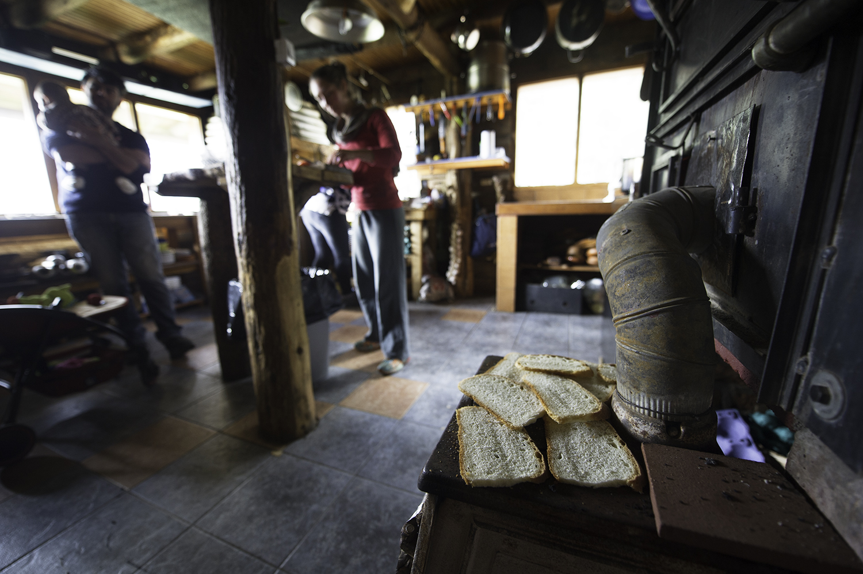 Backcountry Kitchen