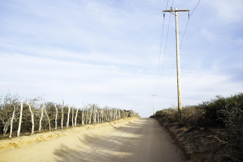 East Cape Dirt Road