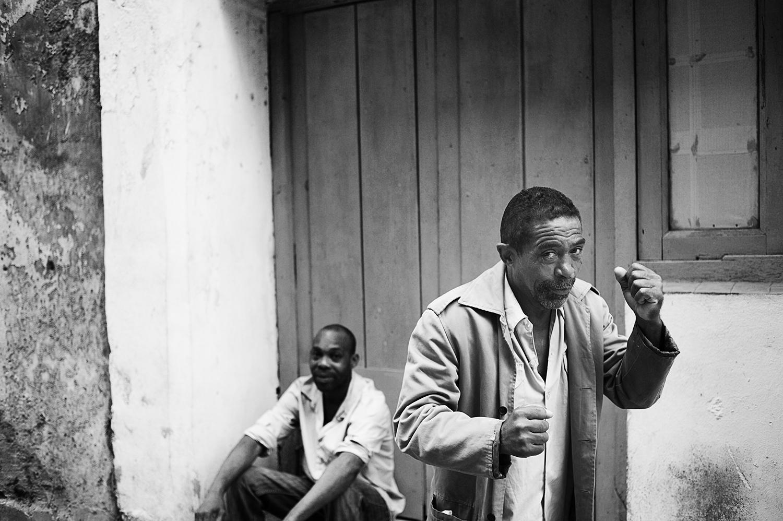 1/25     Street Boxer. Havana