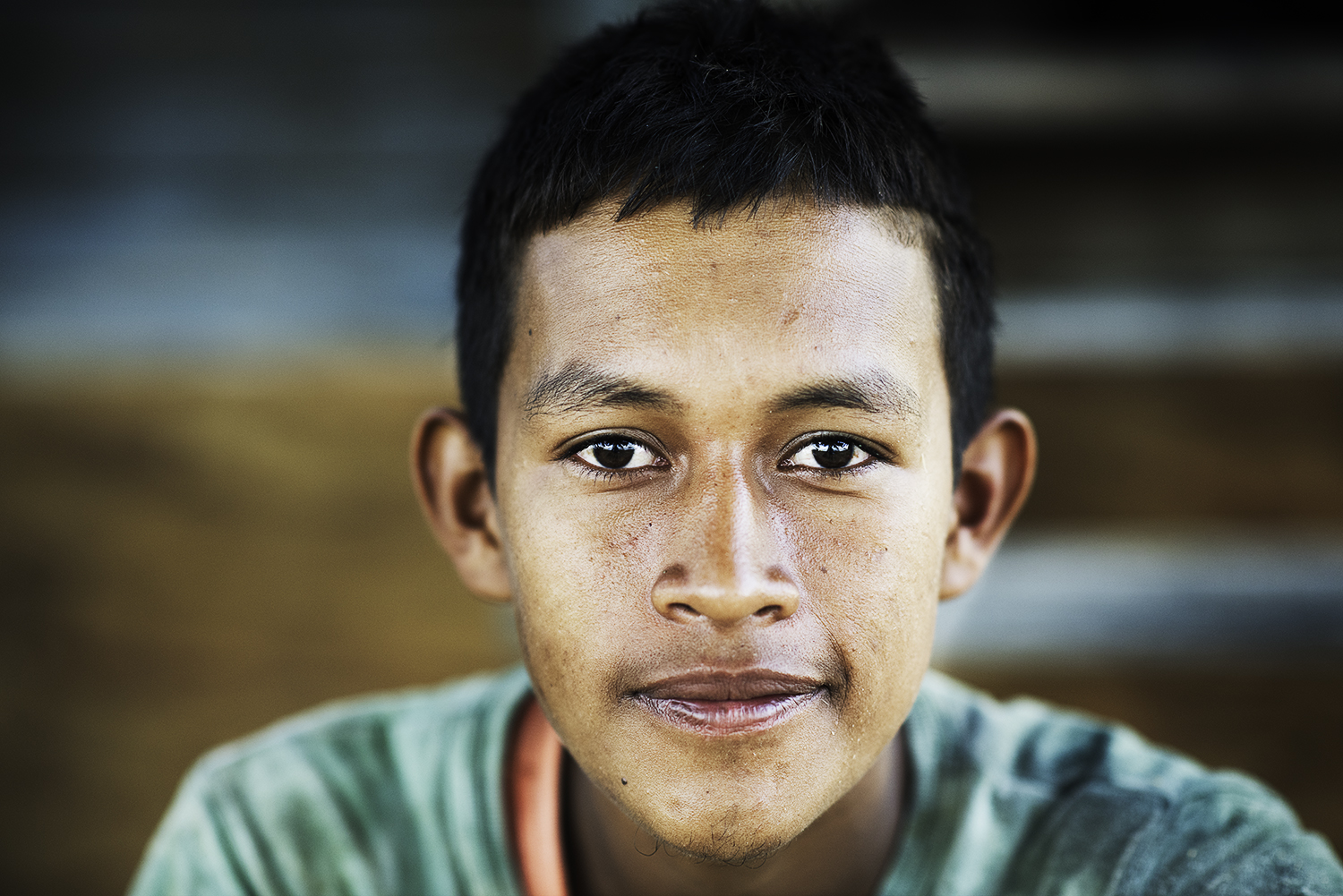 Young Lobster Fisherman. 15 years old
