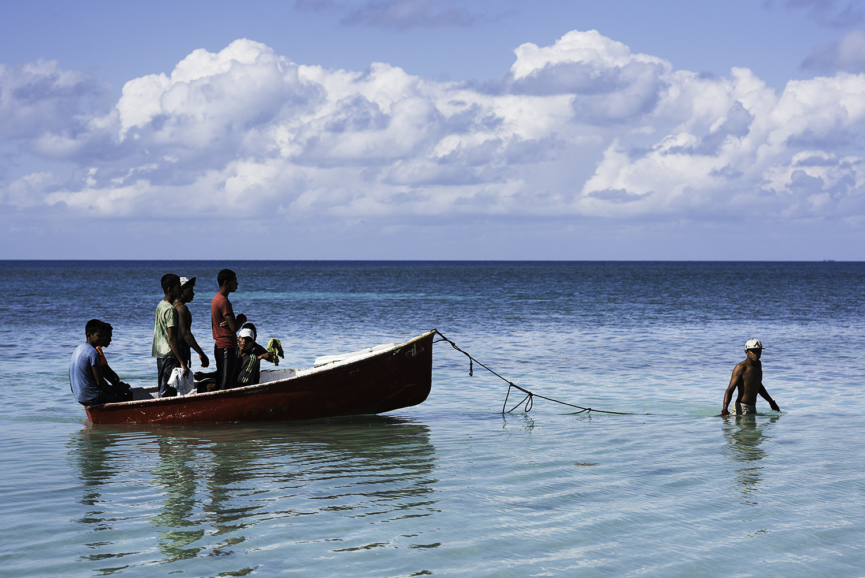 Lobster fishermen