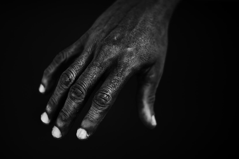 Ronald's Hand