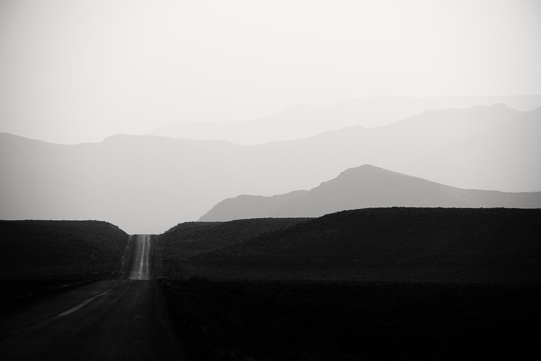 Trail Creek Road & Smoke. Idaho