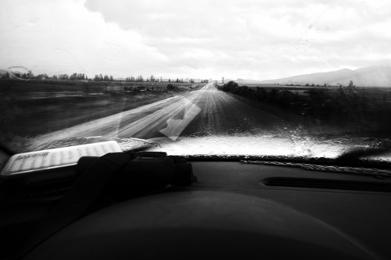 Silver Creek & Rain