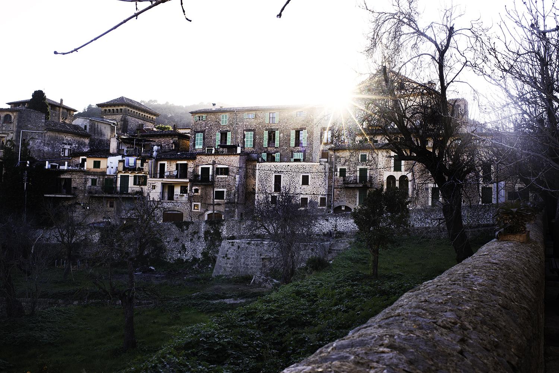 Valldemossa, Spain. Early January 2019