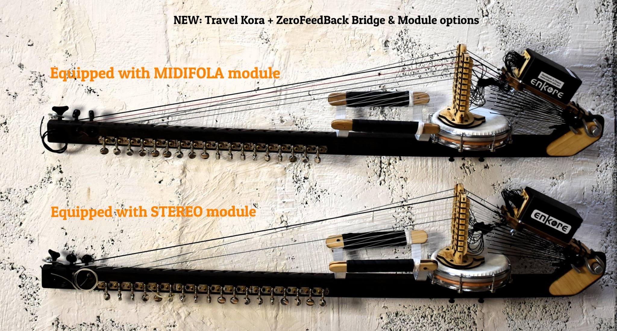 Travel Kora Pro & Modules