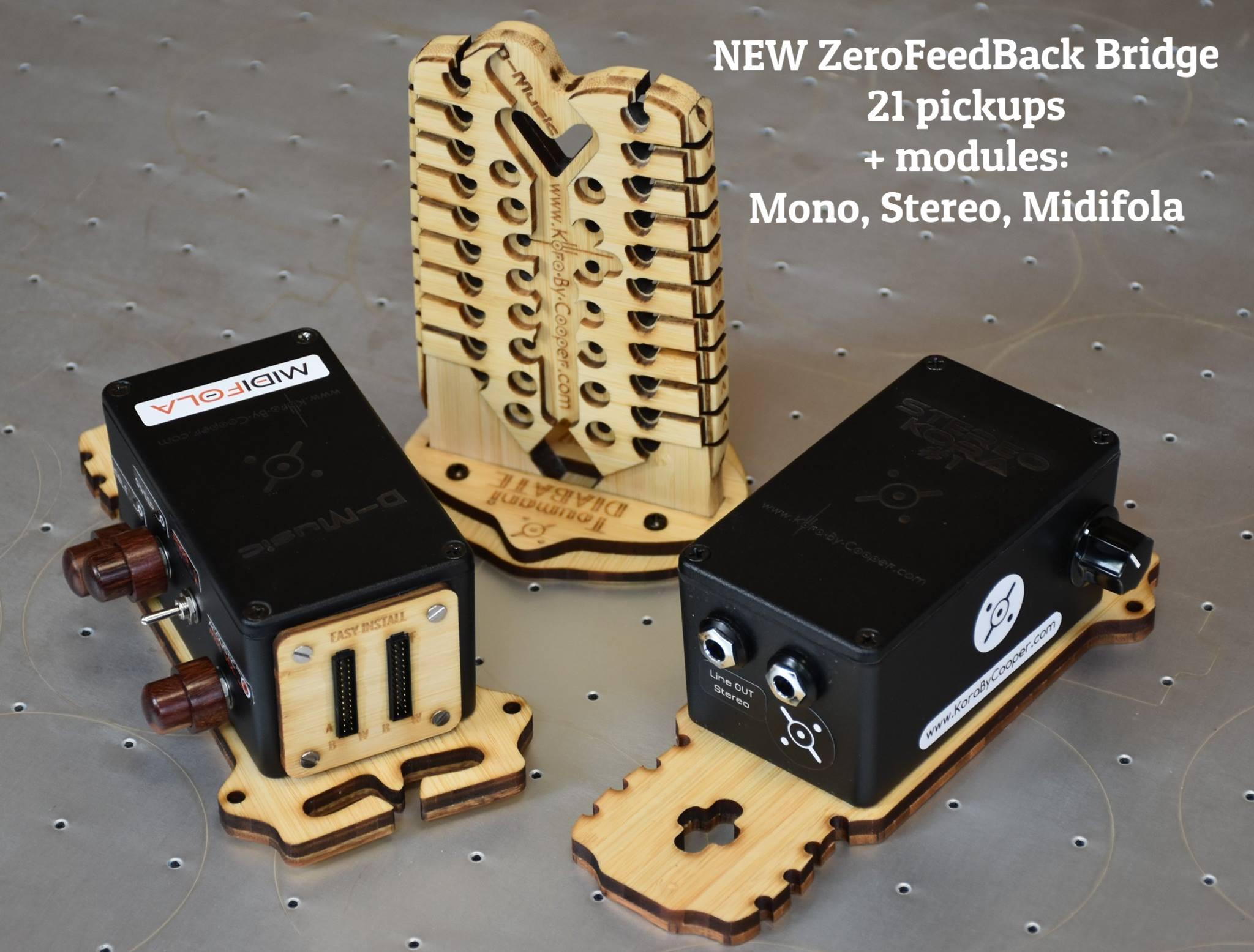 1ST STEREO module for kora! & Midifola