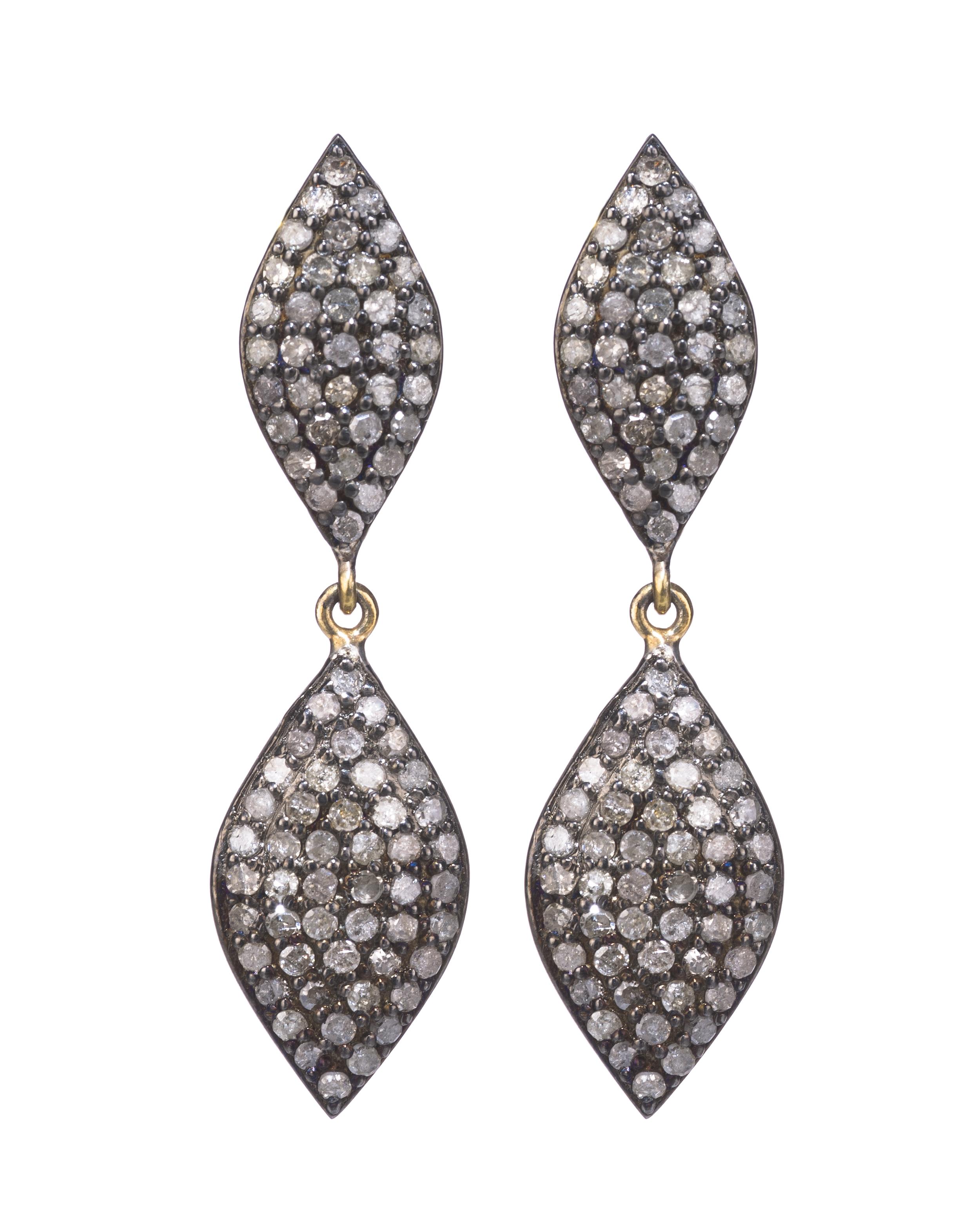 79 small double tier groovy earrings.jpg