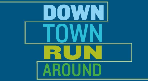 springdale downtown runaround, jones center, pool, ice, swimming, gymnastics, 5k, 10k, race