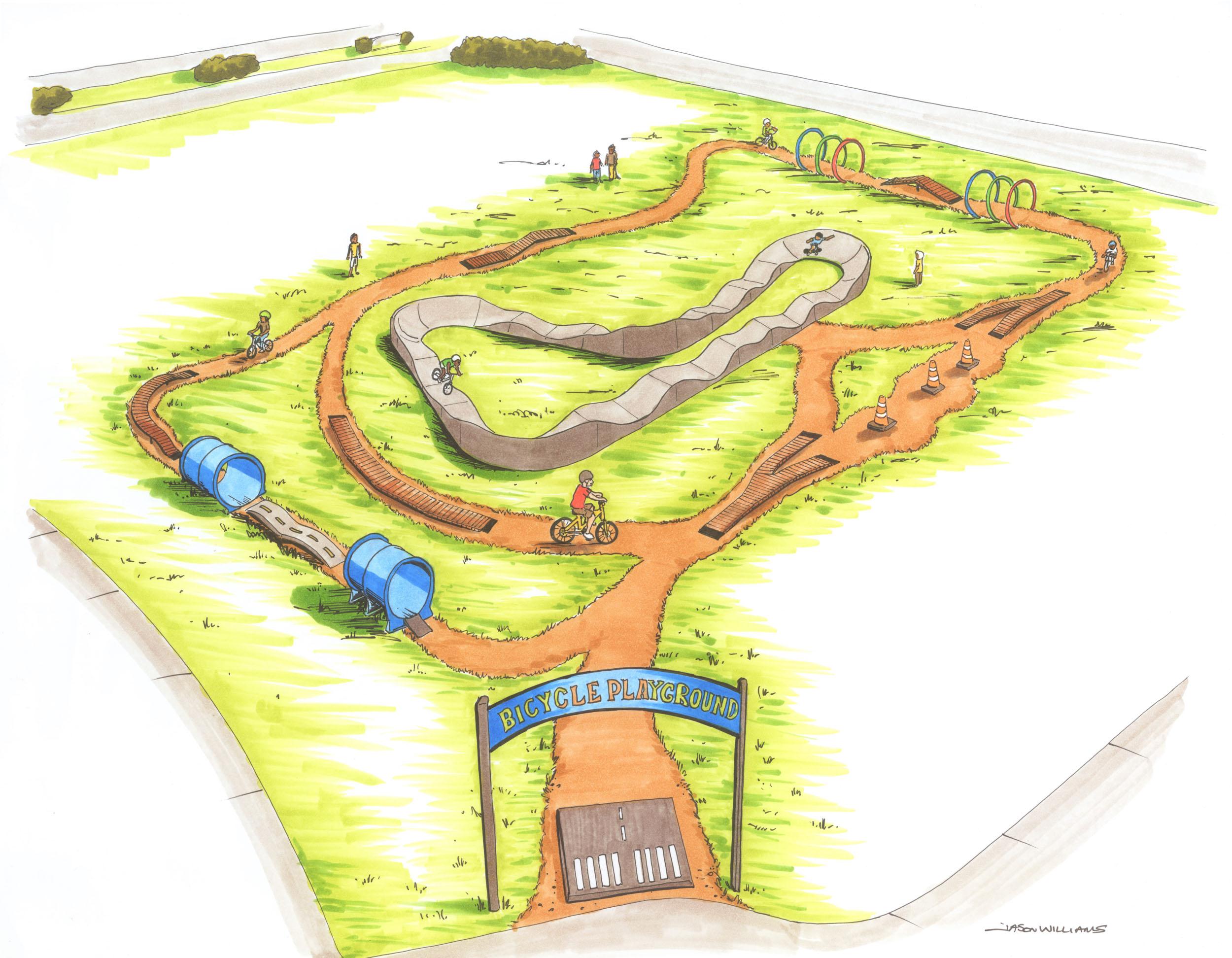 Bicycle Playground Sketch big.jpg