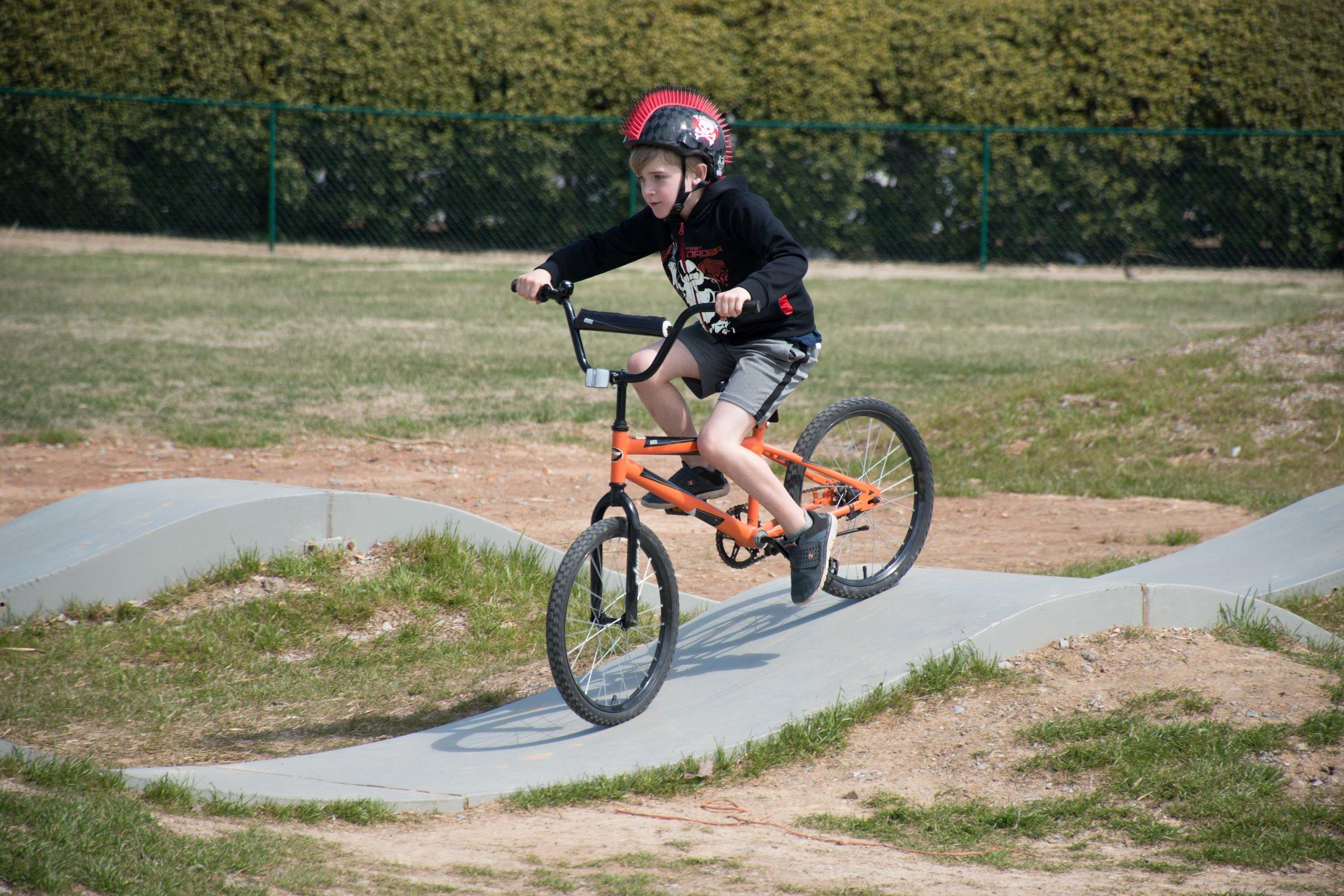 Bike Skills Summer Camp