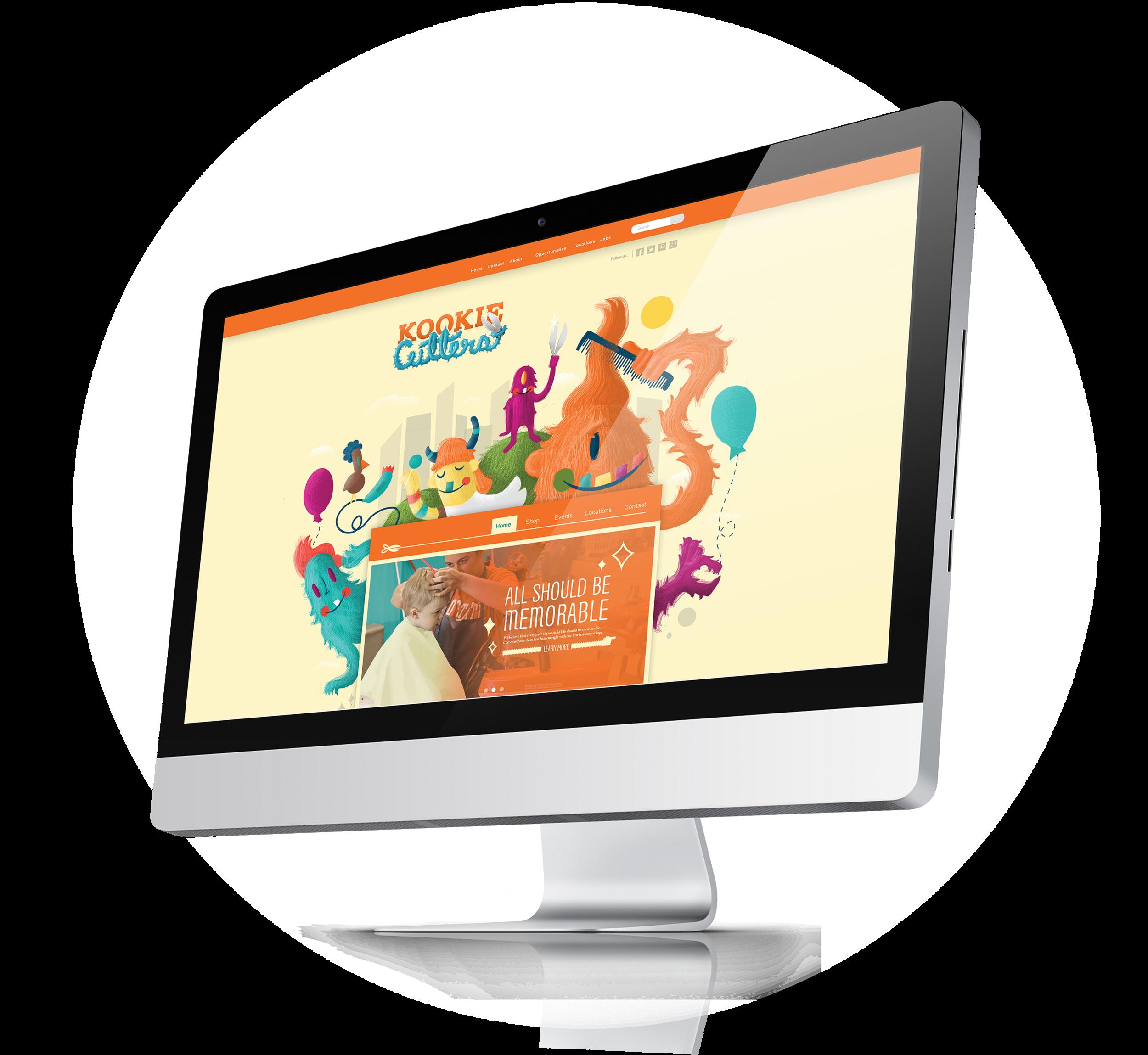 Kookie cutter website Behance.png
