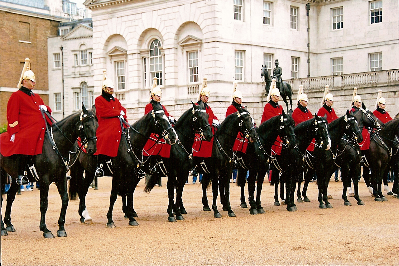 Changing of the Guard, Buckingham Palace, St. James's Palace