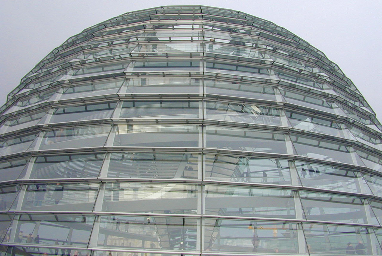 Reichstag by Norman Foster