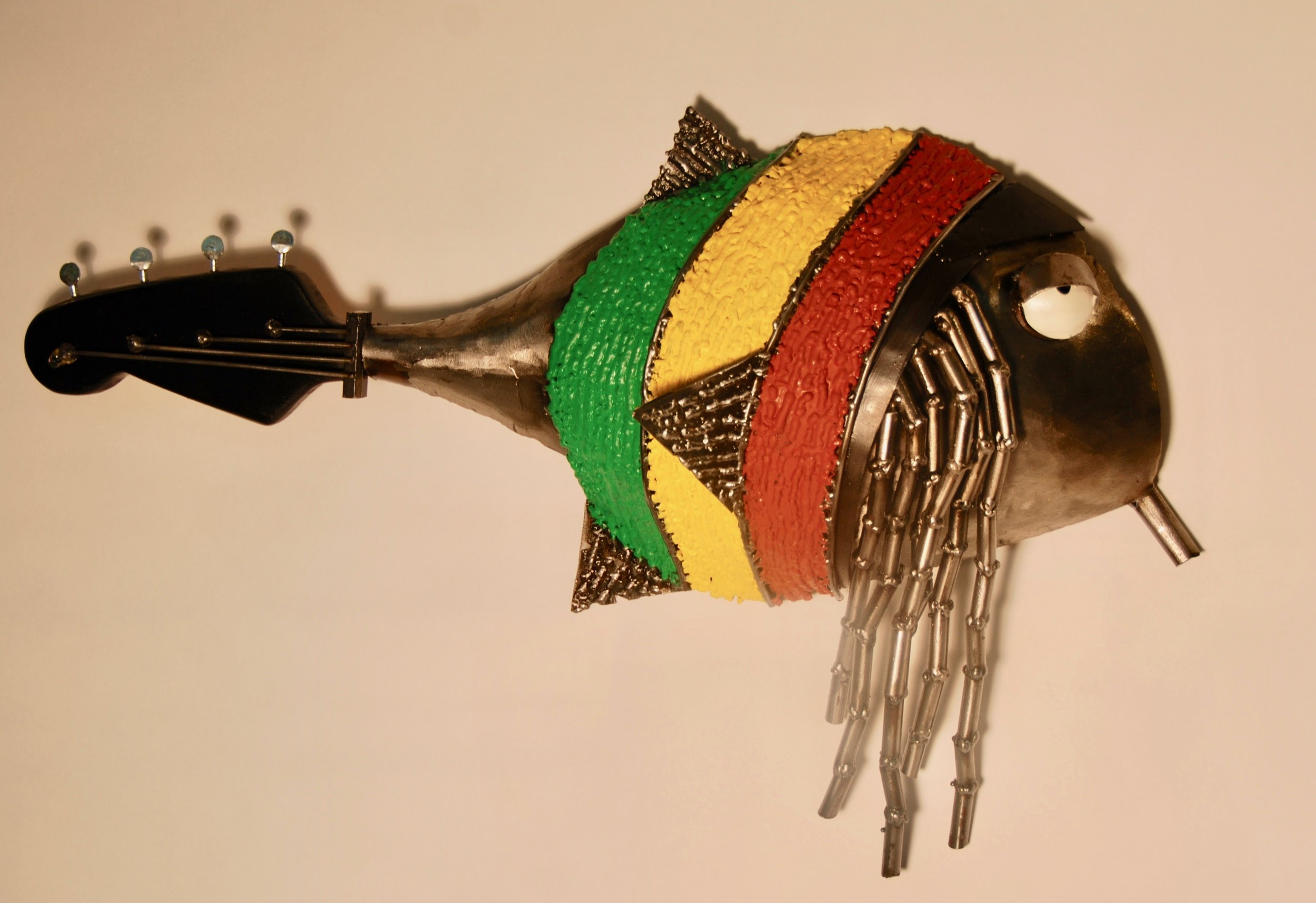 Stoned Fish