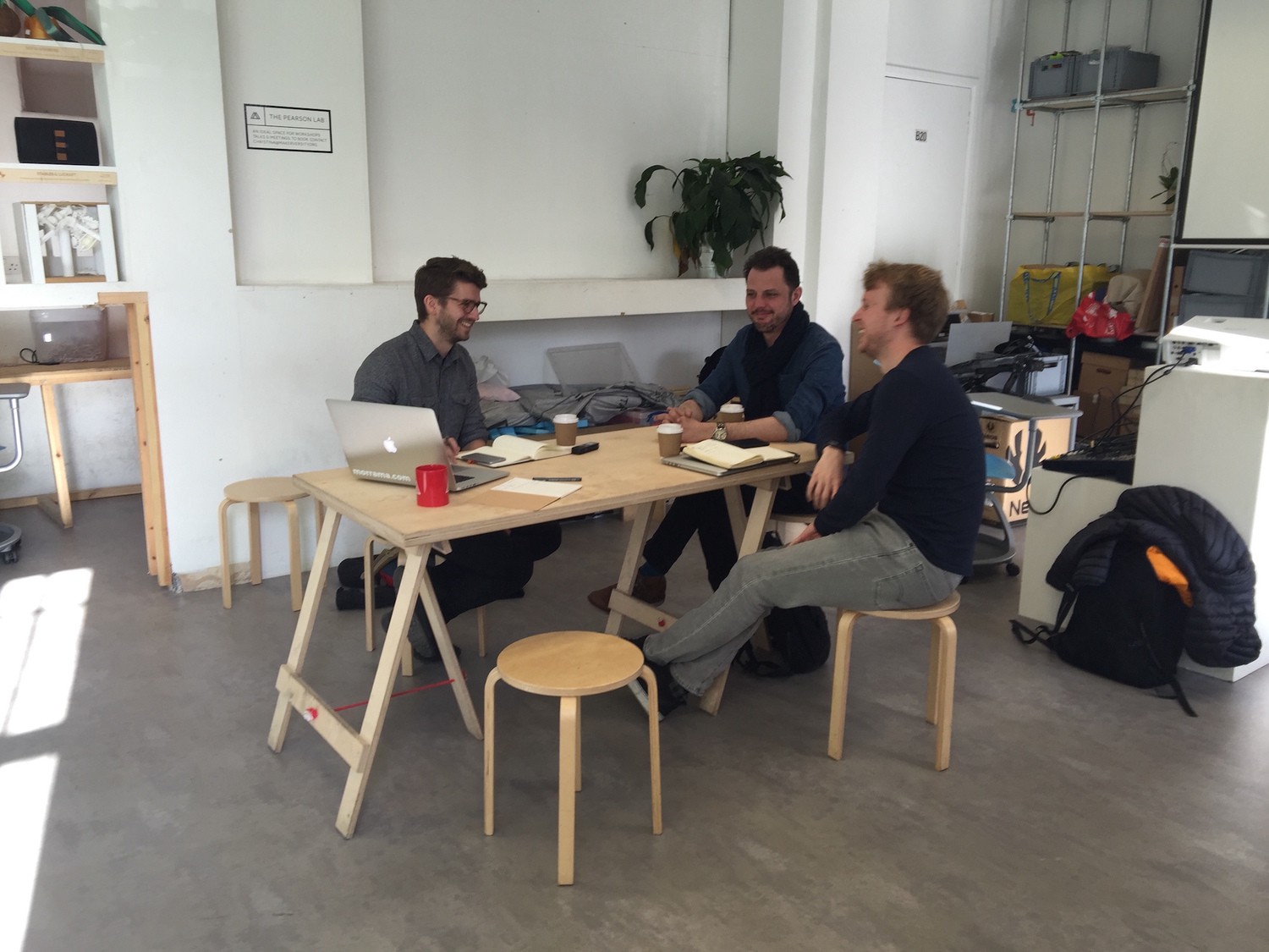 The first founder meeting