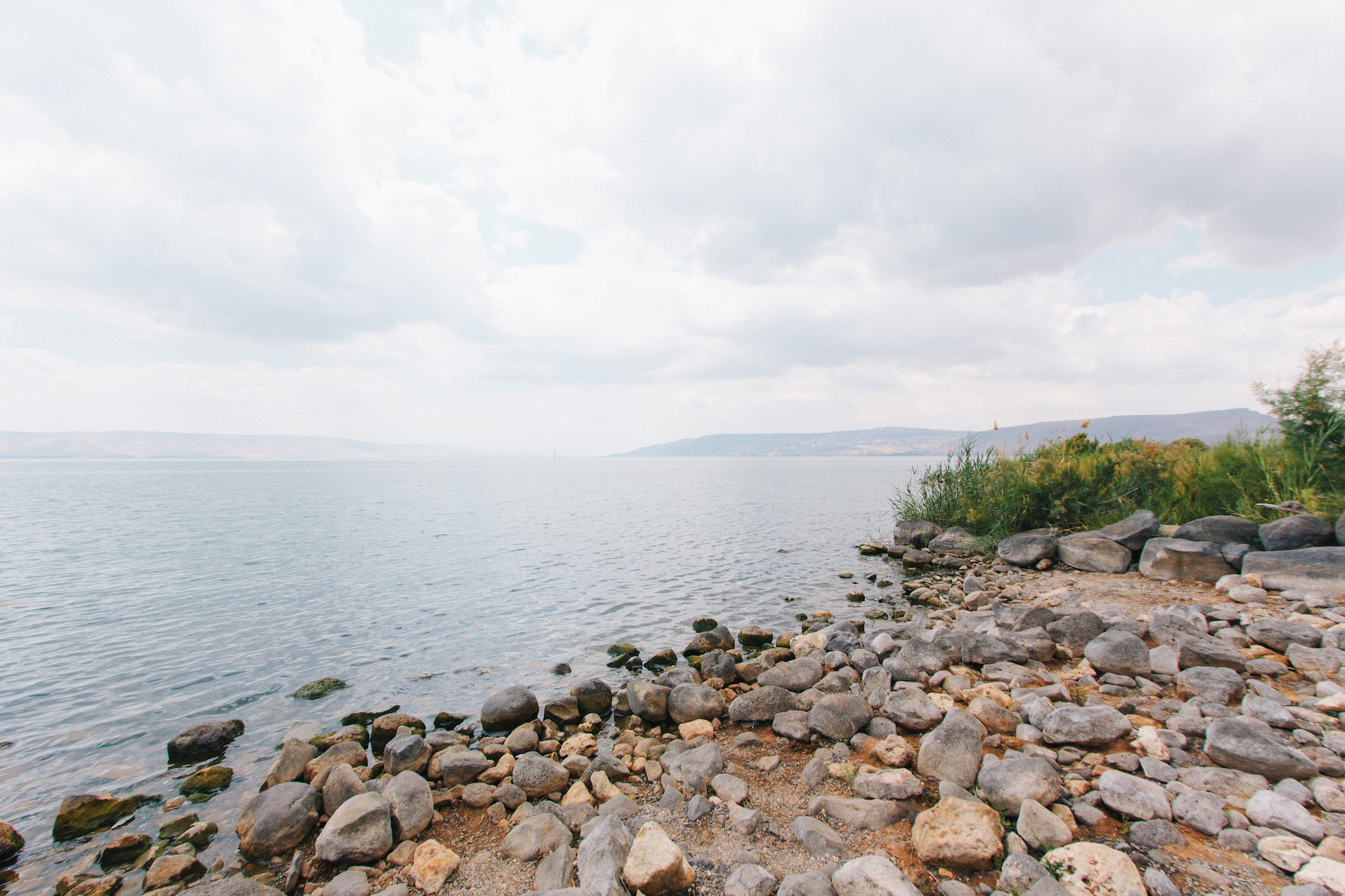 Sea of Galilee - There are lots of little towns and fishing villages dotted around Galilee with many offering incredible insights into history. We visited Capernaum (where Jesus lived), Magdala (ancient ruins of a town) and Tiberia (the most modern town in the area).