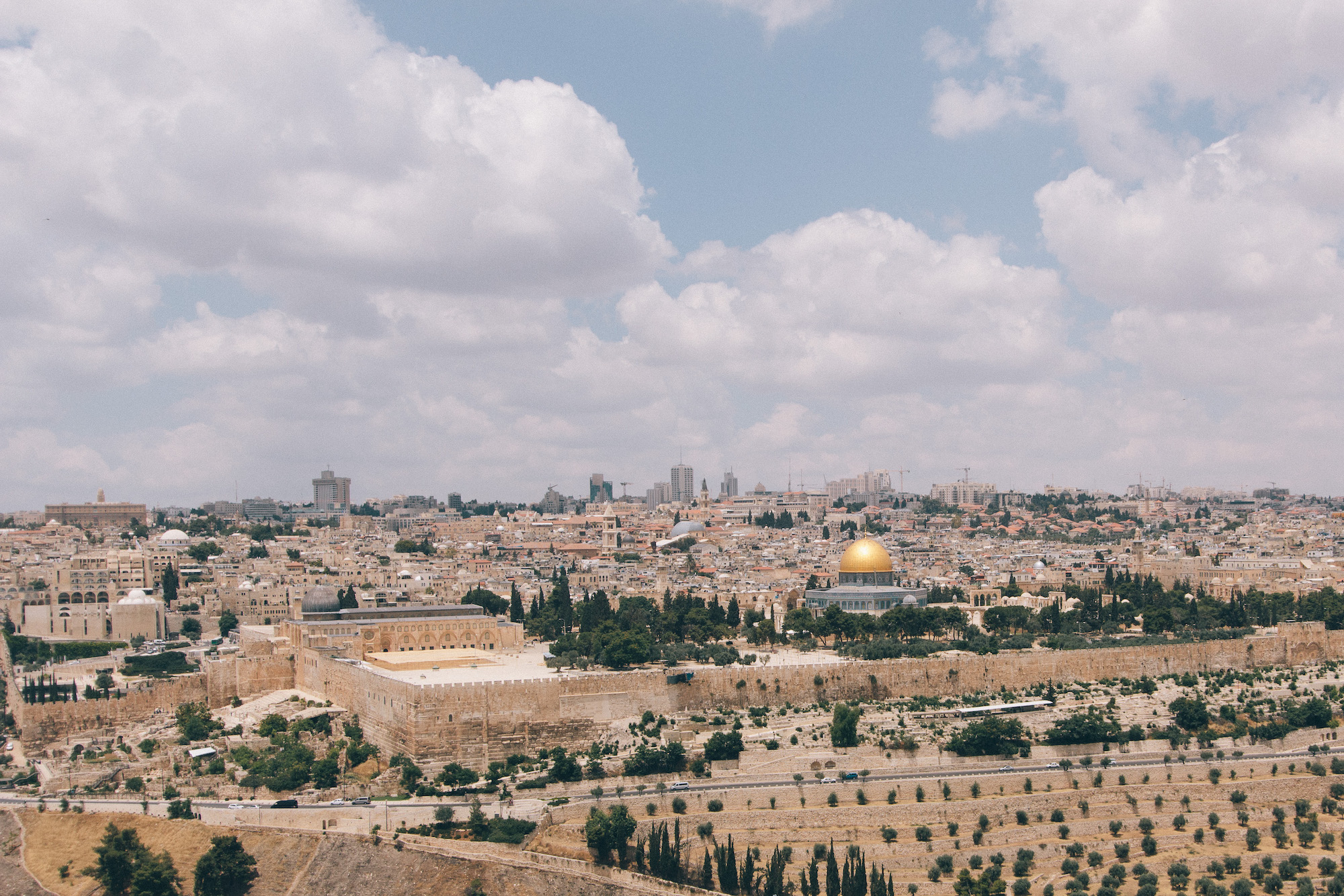 Jerusalem - Day 6/7 was spent in potentially one of the most important cities in the world. Its history, architecture and religious tension make it one of the most fascinating places I have ever been to.