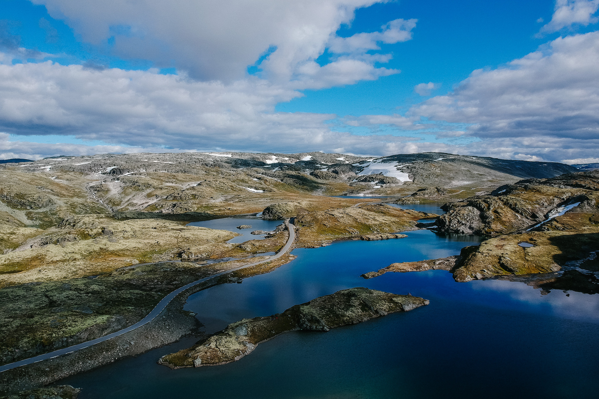 Bjørgavegen - We didn't really know what to expect, but this turned out to be one of the best roads I've ever driven along. With incredible scenes and a quite place to take a breather, you have to experience it.