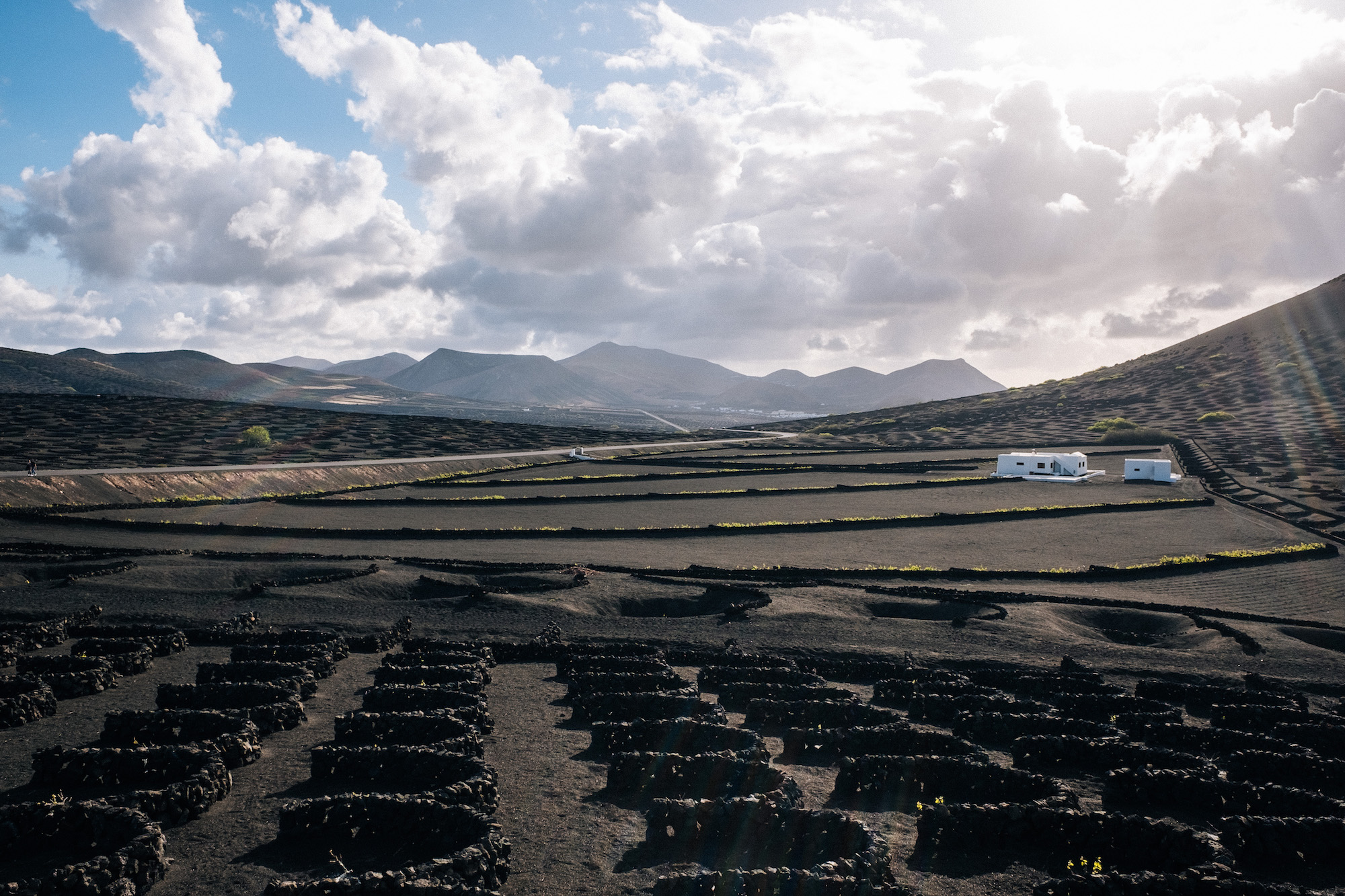 Wine region - One surprising aspect of Lanzarote was the incredible, and cheap, wine that is grown locally in the centre of the island. We sadly only realised this on our last day, but if you can, do book into a winery tour.