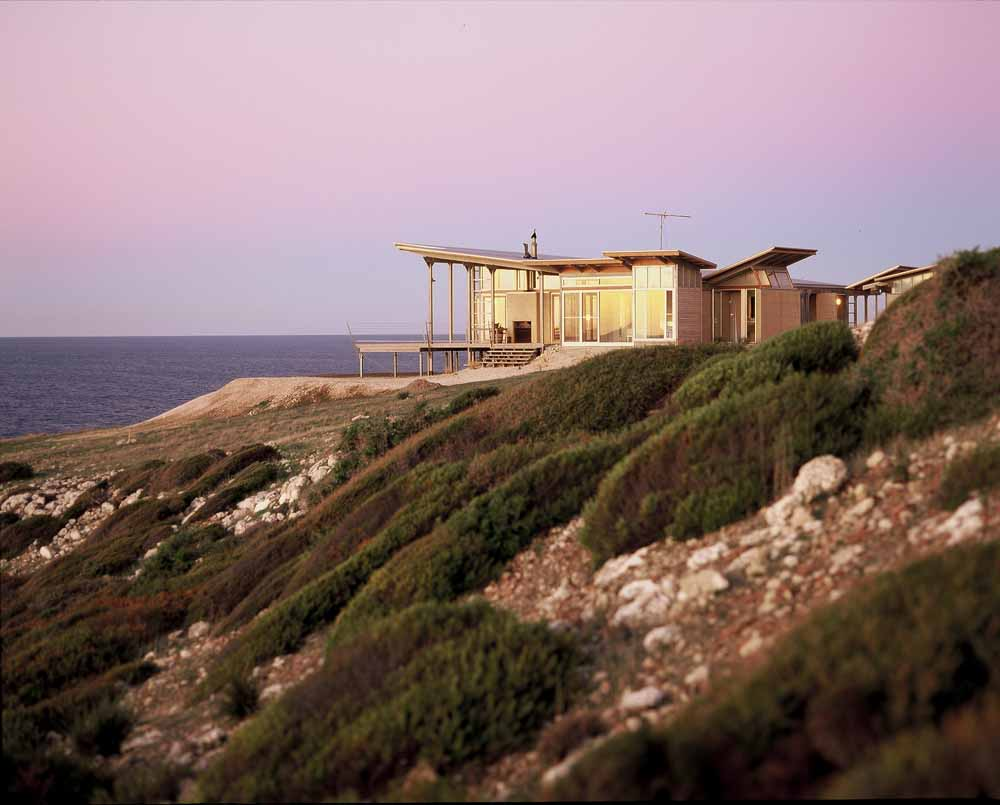 Retreat at Cap du Voltigeur  - Kangaroo Island, SA, 2005