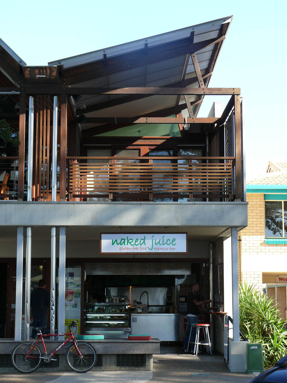 Bay Street  - Byron Bay, NSW, 2004