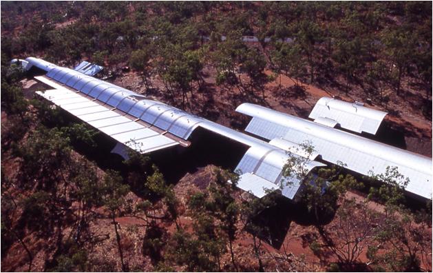 Bowali Visitor Centre  - Kakadu National Park, NT 1993