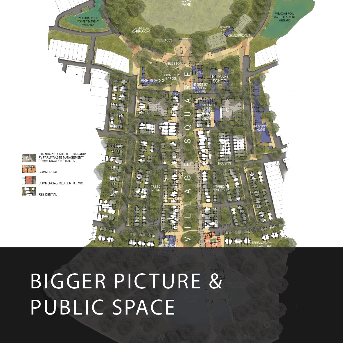 BIGGER PICTURE & PUBLIC SPACE