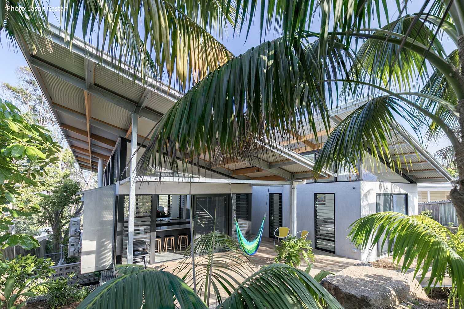 The 'H' House, Byron Bay, NSW, Australia, 2016