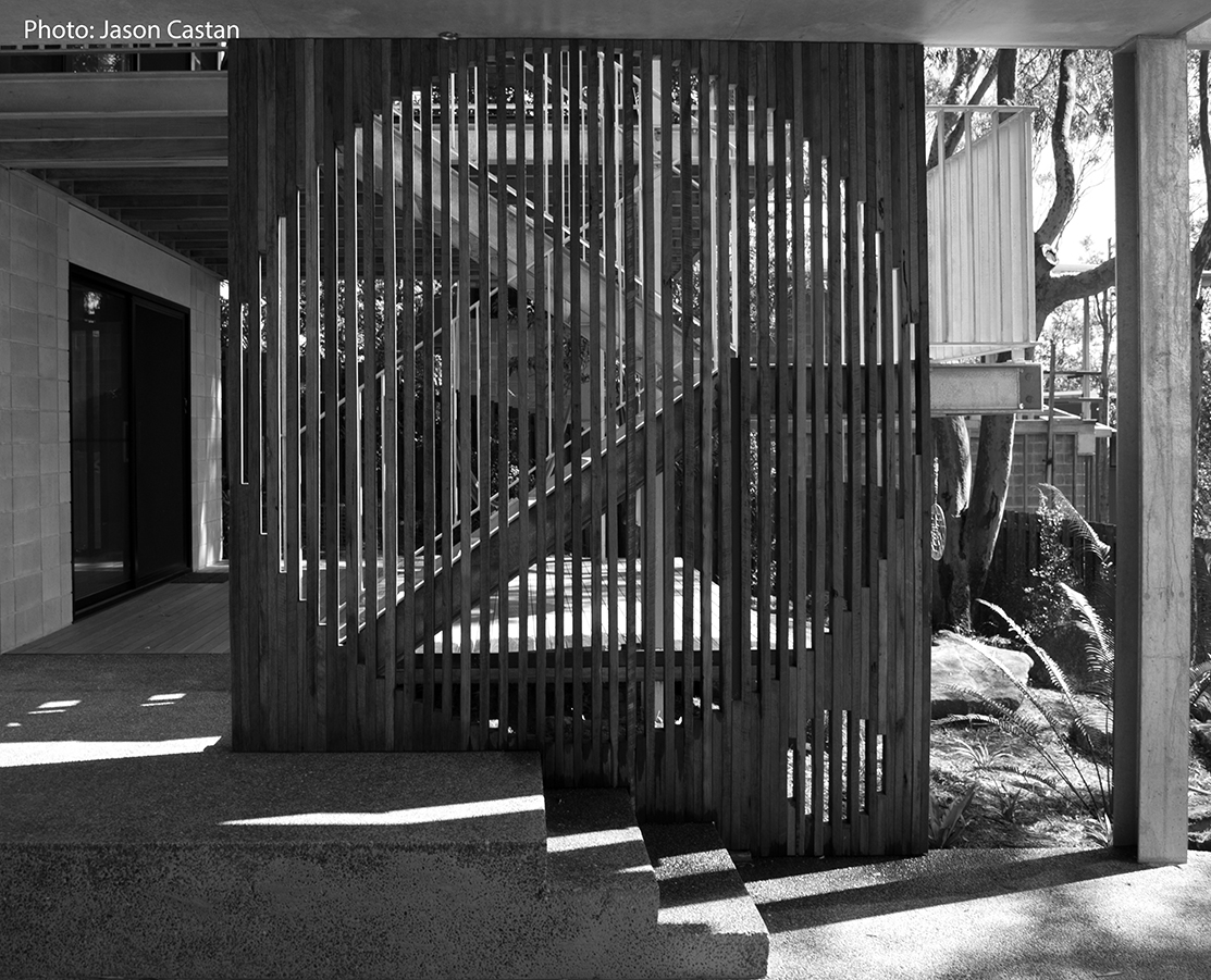Byron Bay Troppo Architects Recycled Timber